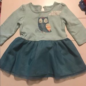 """Other - 6-9 mo """"Owl Always Love You"""" dress"""
